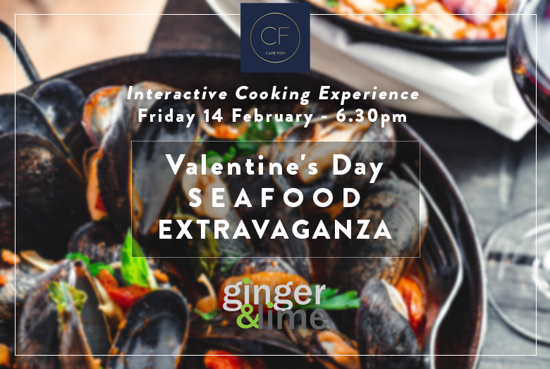 classes guest seafood valentines